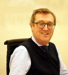 Chris McSharry, CEO, Hesley Group