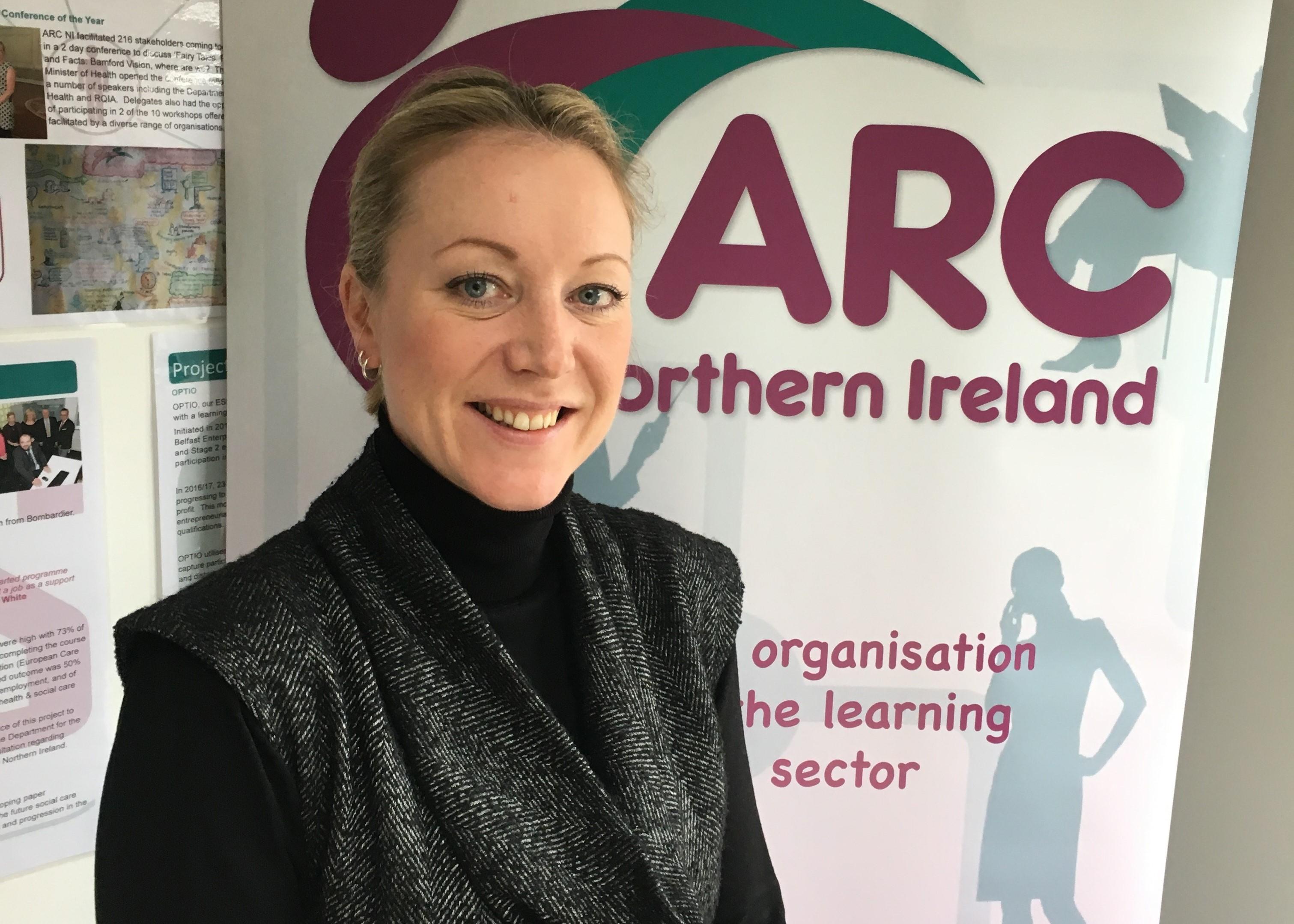 National Learning Disability Awards Arc Northern Ireland Support The National Learning Disabilities Autism Awards 2018